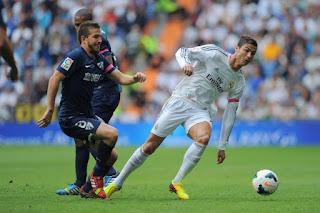 Real Madrid vs Málaga