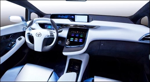 The New Prius Is All Full Of Technologies That Ane Their Needs From Screen 3 8 Inch Standard Audio System Head Up Display Color Make