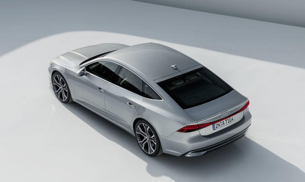 2019 Audi A7 Release Date