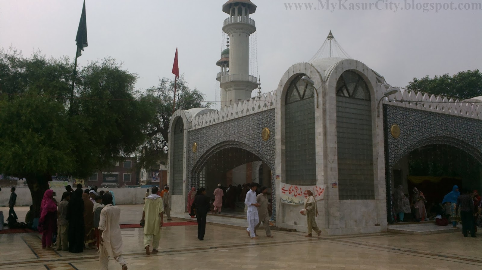 Hazrat Baba Bulleh Shah Tomb Kasur Pictures Gallery ...
