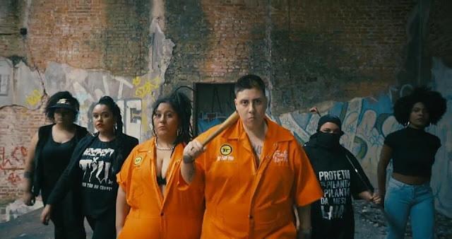 """O duo Rap Plus Size lança o clipe """"O pano rasga"""""""