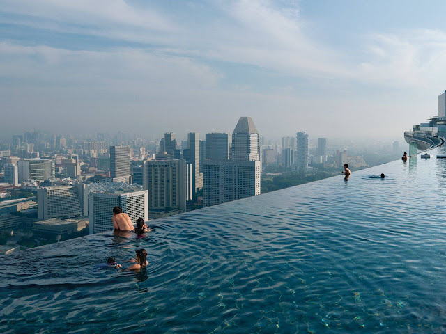 Most Amazing & Adventurous Swimming Pools in the world