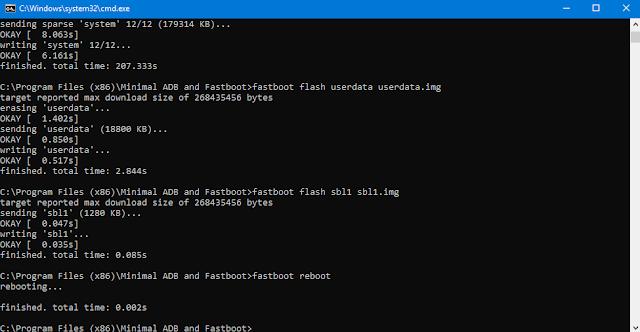 firmware cmd asus z00ud restart terus menerus
