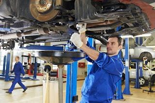 Диагностика и ремонт двигателя на СТО