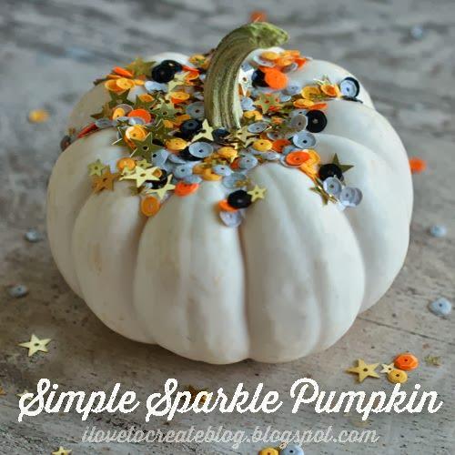 White Pumpkin Thanksgiving DIY Decor