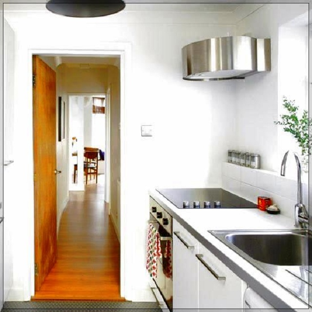 Gambar Desain Dapur Minimalis Untuk Apartemen Kecil Anda Rumahku