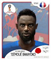 PES 6 Faces Tiémoué Bakayoko by BR92