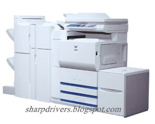 Sharp AR-M550U Printer Software and Driver Downloads - Setup