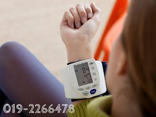 bahaya tekanan darah rendah