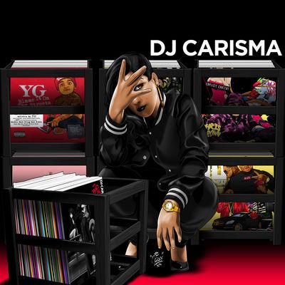 DJ Carisma - DJ Carisma (EP) - Album Download, Itunes Cover, Official Cover, Album CD Cover Art, Tracklist