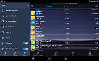 تحميل تطبيق Es File Explorer pro النسخة المدفوعه مهكر جاهز مجانا للاندرويد