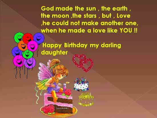 Happy Birthday Quotes For Daughter ~ Cute daughter birthday quotes happy birthday quotes for daughters