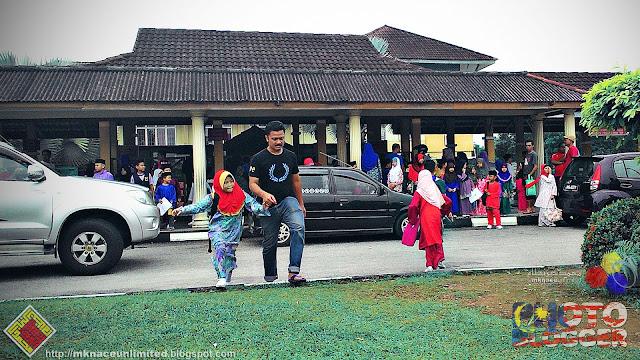 Kem Bestari Solat & Kursus Kepimpinan Pengawas, PRS, Pustakawan, Ketua dan Penolong Ketua Darjah SK Taman Nusa Perintis 2016