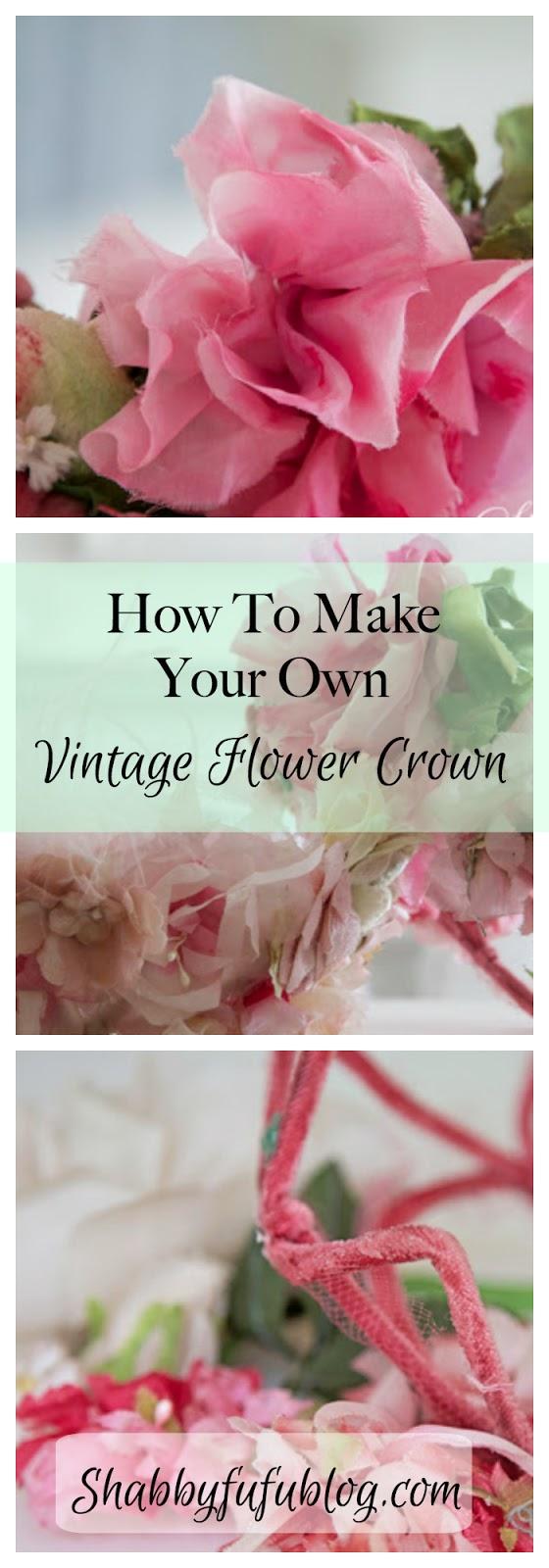 best flower crown tutorial