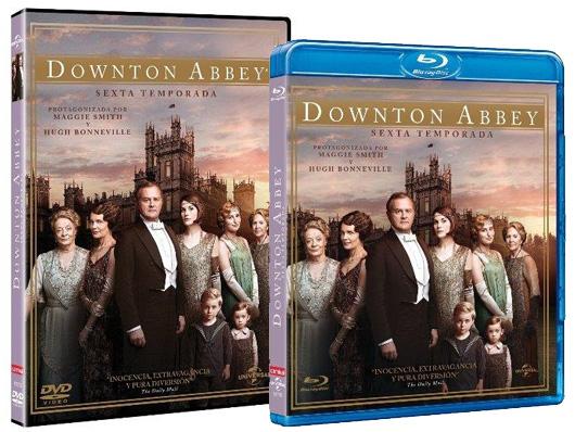 A la venta la sexta temporada de 'Downton Abbey' en DVD y Blu-ray