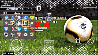 PES 19 PPSSPP Android