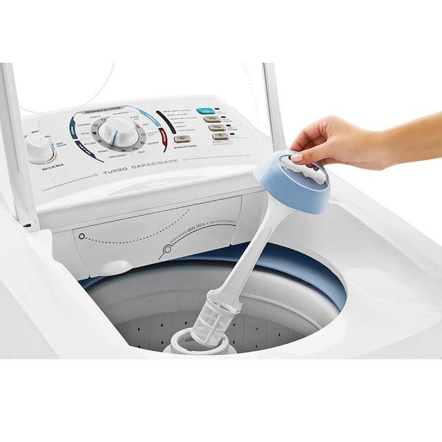 Lavadora de roupas Electrolux 10 kg