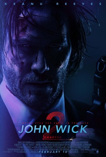 John Wick Chapter 2 2017 English 720p WEB-DL 950MB