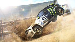 Colin McRea Dirt Rally Android Game