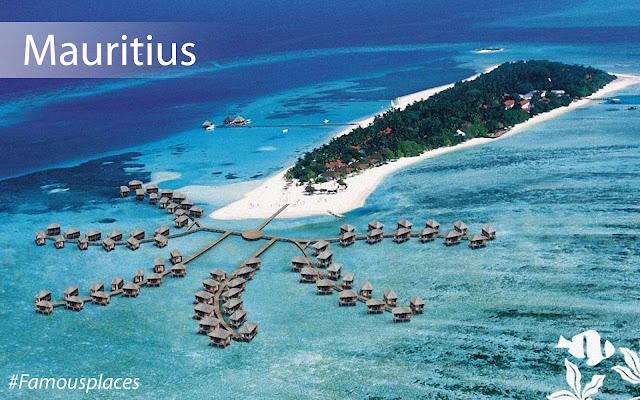 Tourist destination in Mauritius