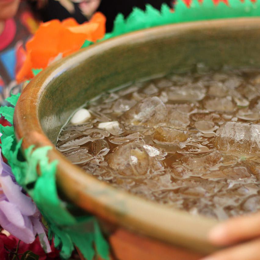 Resultado de imagen para chilacayote bebida OAXACA