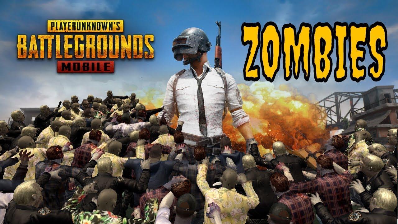 لعبة ببجي زومبي مهكرة _Zombie