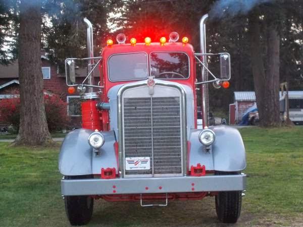 1952-Kenworth-275-truck-front-view Chevy Truck Starter Wiring on