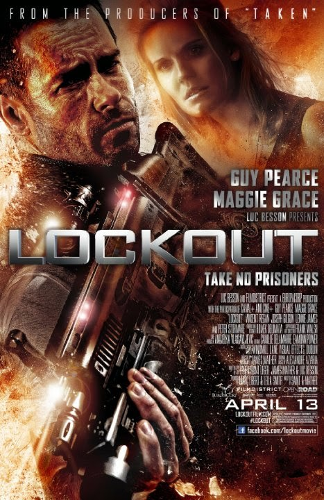 Lockout (2012) ταινιες online seires oipeirates greek subs