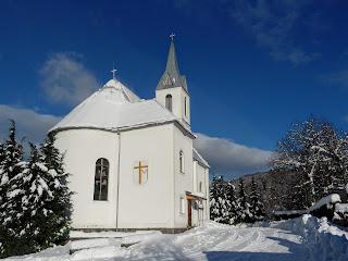 Синяк. Церковь Воздвижения Святого Креста