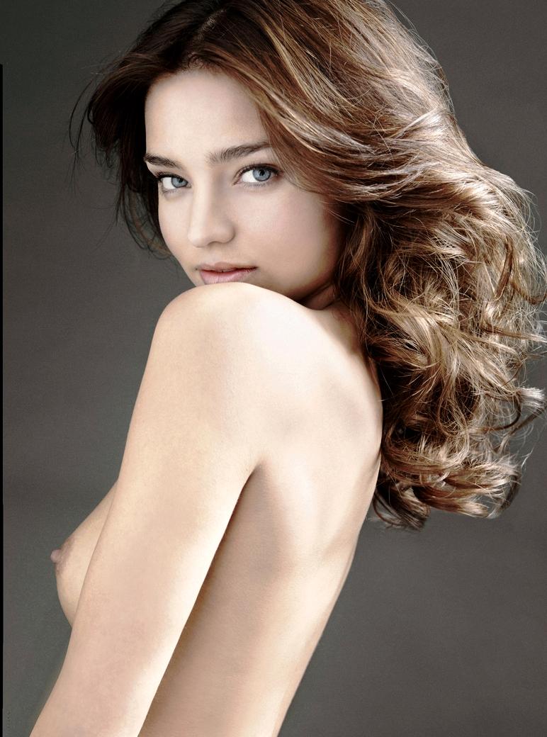 Miranda kerr celebrities naked