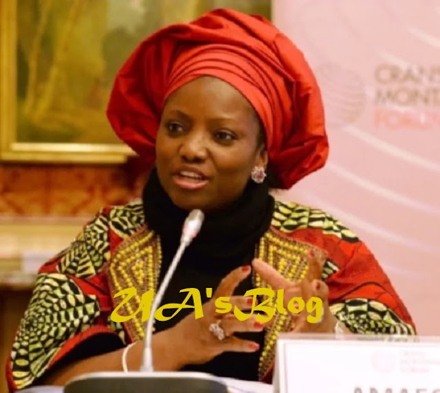 Leaked tape: Amaechi's wife begs women to pray for her husband