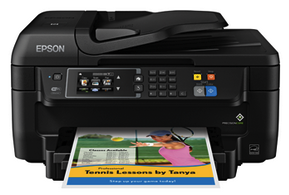 Epson WorkForce WF-2760 Driver Download - Windows, Mac free