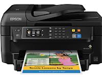 Epson WorkForce WF-2760 Driver Downloads
