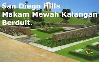 Bisnis, Makam Elite, San Diego Hills, Bisnis Makam Elite, Bisnis Lahan Kosong