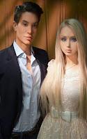 Barbie e Ken Humanos