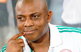 Google honours Stephen Keshi