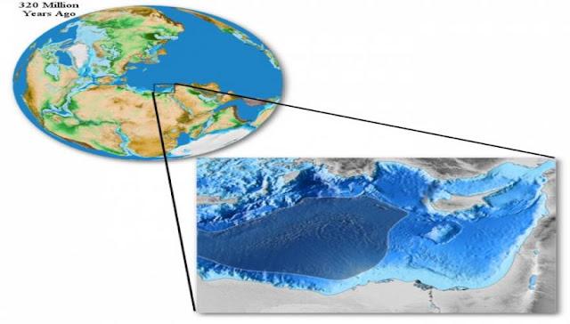 Ο αρχαιότερος ωκεάνιος φλοιός στον κόσμο βρίσκεται νότια της Κρήτης - Είναι άνω των 300 εκατ. ετών (φωτό)