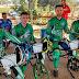 Paulínia conquista suas primeiras medalhas no ciclismo BMX