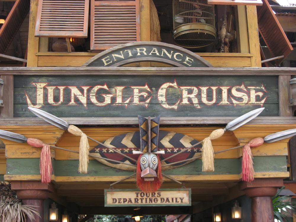 Disneyland Report Jungle Cruise To Become Jingle Cruise