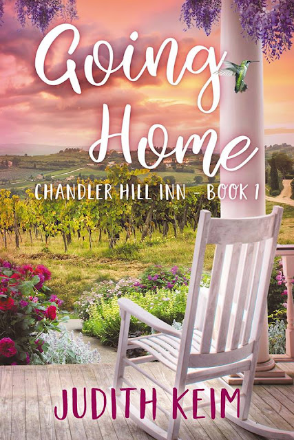 Going Home (Chandler Hill Inn Book 1) by Judith Keim