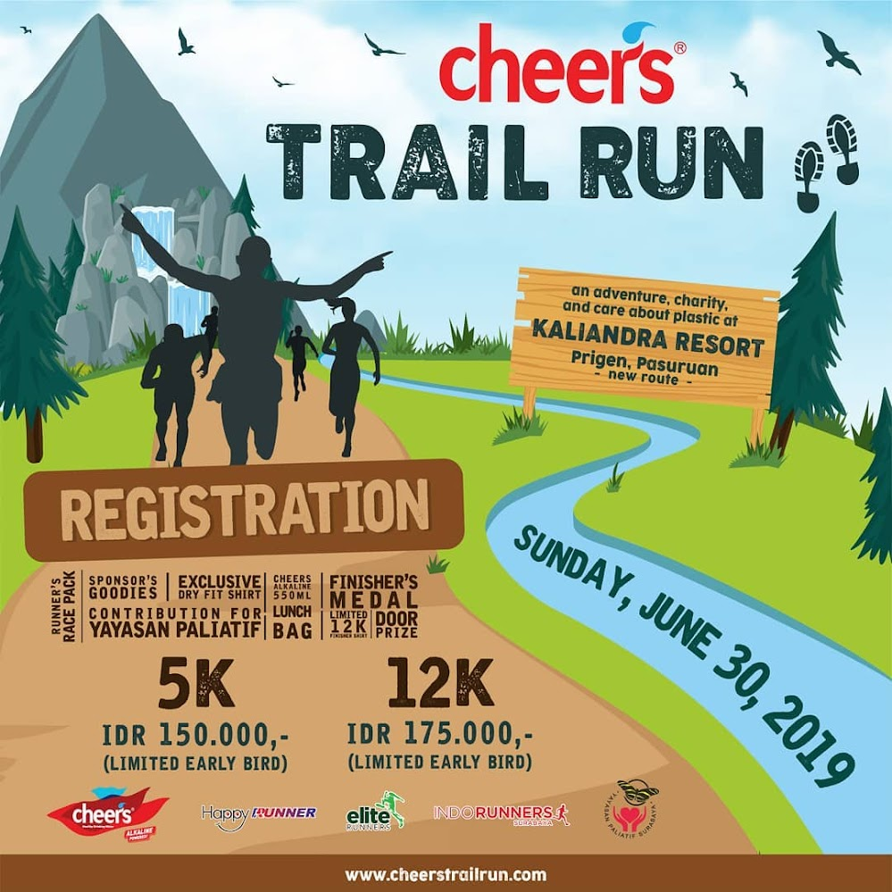 Cheers Trail Run • 2019