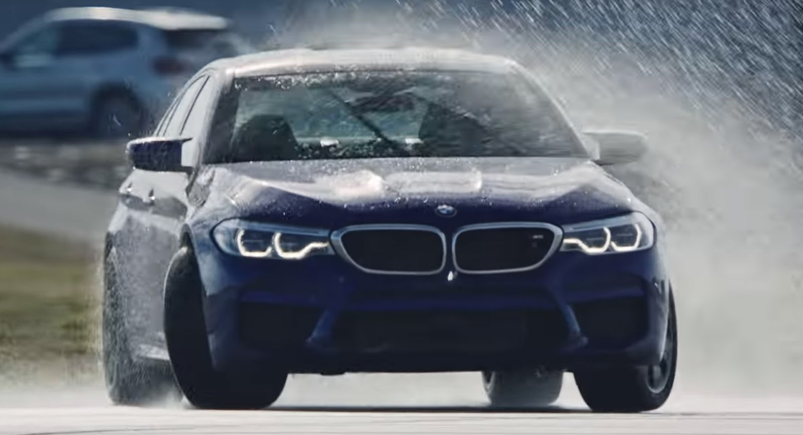 BMW Reclaims Guinness World Record for Longest Drift with 232.5-Mile Slide