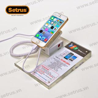 Setrus chuyên gia hàng đầu về chống trộm điện thoại HTC