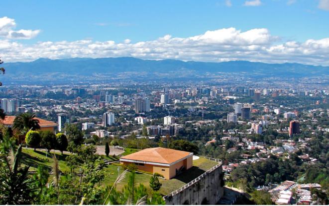 city in guatemala