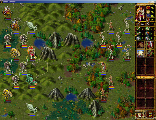 Mission 22 - Level 2 Monsters