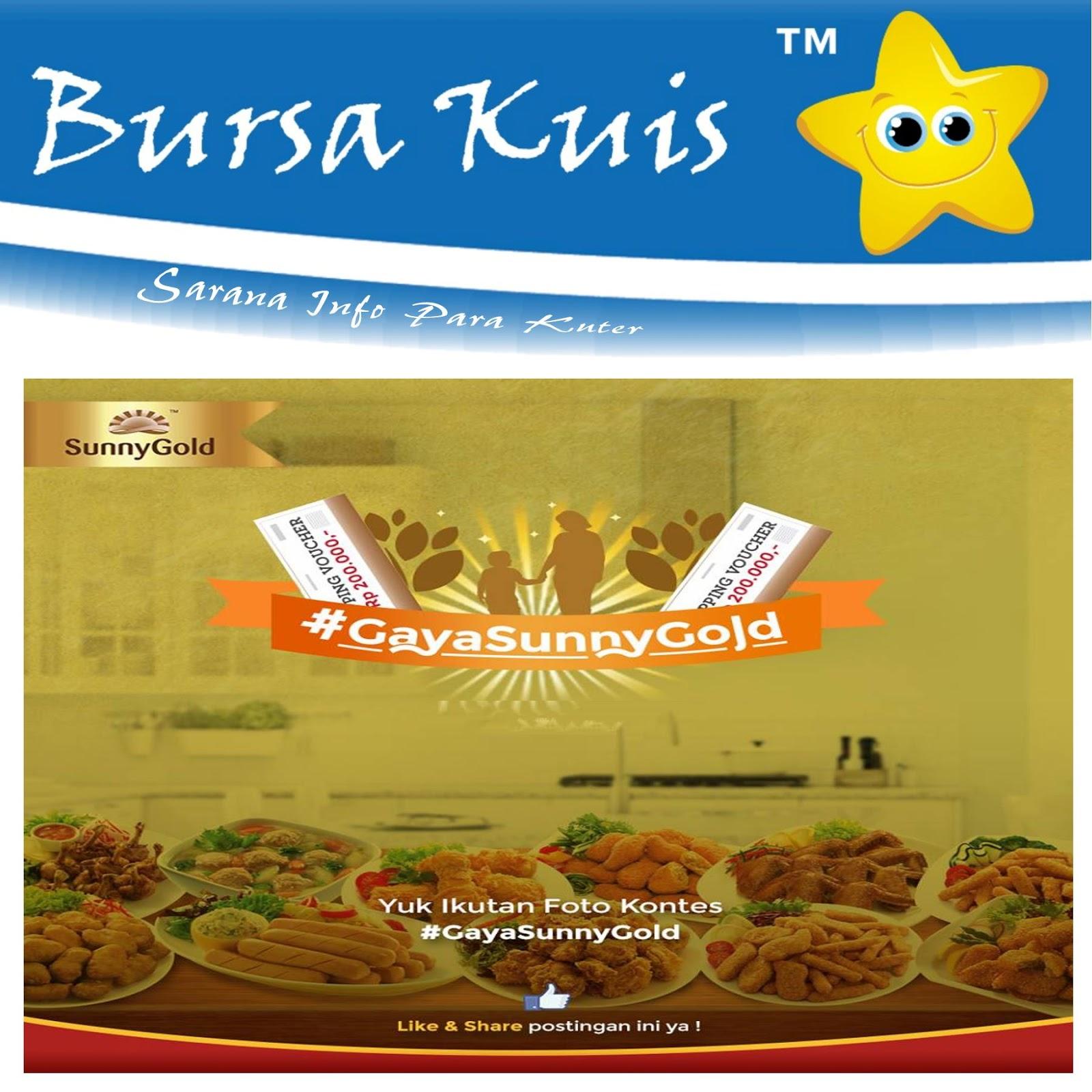 Kontes Foto Gaya Sunny Gold Berhadiah Voucher Belanja Total Jutaan Indomaret 2 Juta Rupiah