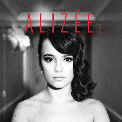 5 le nouvel album d'Alizée