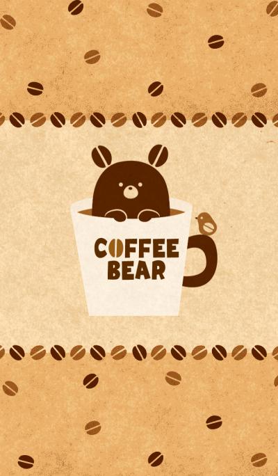COFFEE BEAR (Japanese edition)
