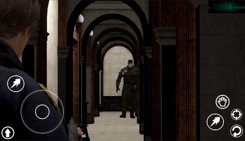 تحميل لعبة رزدنت ايفل 2 ريميك للاندرويد برابط واحد مباشر من مديا فاير