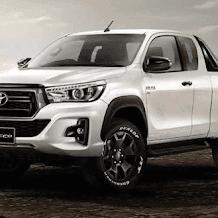 Toyota Hilux 2018 dengan Beragam Fitur Baru
